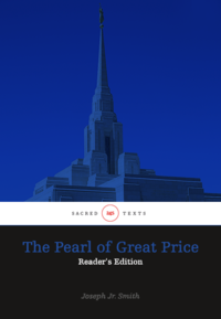 The Pearl of Great Price - Reader's Edition