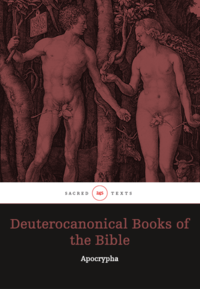 Deuterocanonical Books of the Bible - Apocrypha