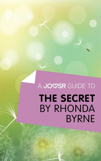 The Secret by Rhonda Byrne - PDF free download eBook