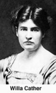 a biography of willa cather a writer Bibliography on willa cather  the most thorough biography of cather's literary career janis p stout, willa cather: the writer and her world.