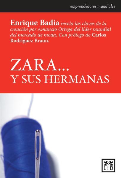 Zara Y sus hermanas - cover