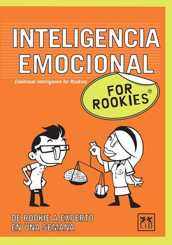 Inteligencia emocional for rookies - cover