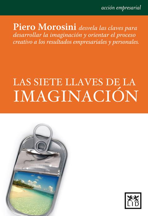 Las siete llaves de la imaginación - cover