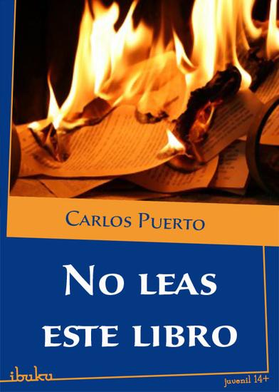 No leas este libro - cover