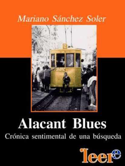 Alacant Blues - cover