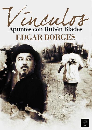 Vínculos Apuntes con Rubén Blades - cover