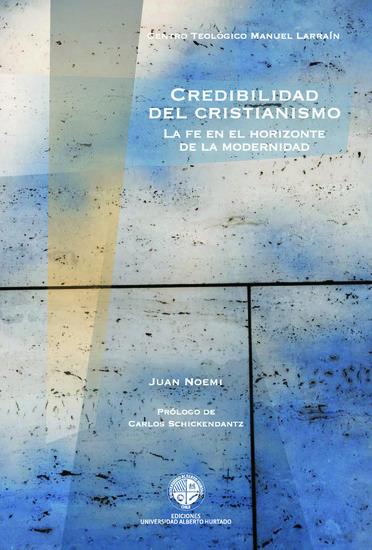 Credibillidad en el cristianismo - cover