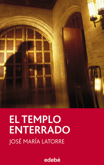 El templo enterrado - cover