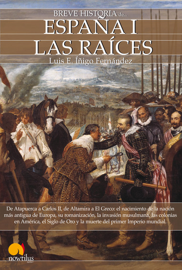 Breve Historia de España I - Las Raices - cover