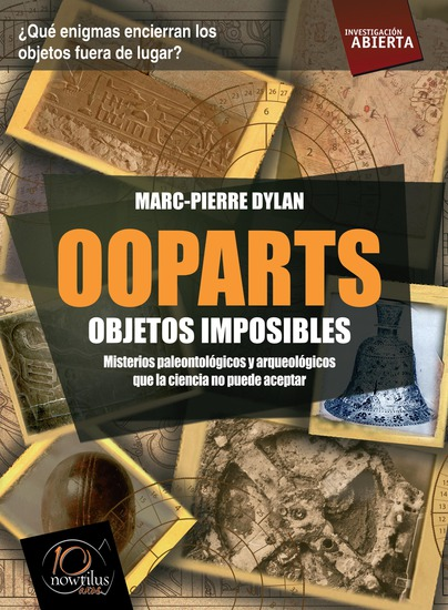 Ooparts - cover