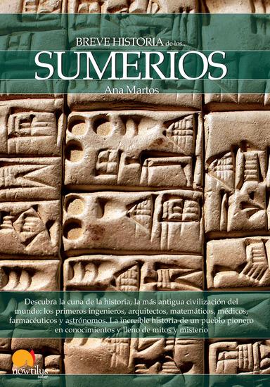 Breve historia de los sumerios - cover