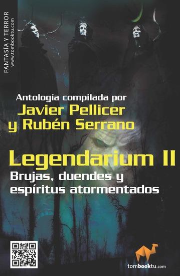 Legendarium II - cover