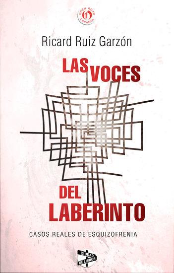 Las voces del laberinto - cover