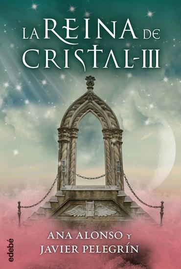 La reina de cristal iii - cover