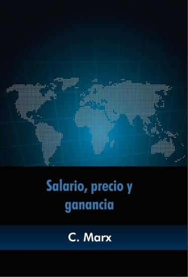 Salario precio y ganancia - cover