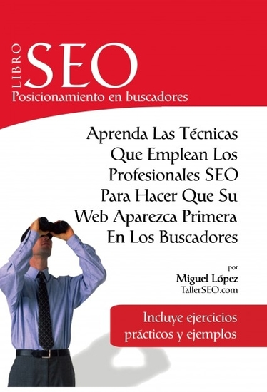 Libro SEO Posicionamiento en Buscadores (edición 31) - cover