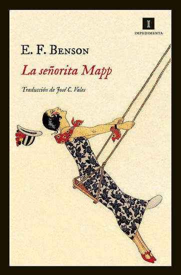 La señorita Mapp - cover