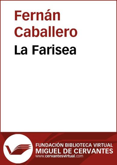 La Farisea - cover