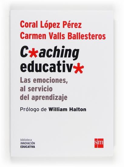 Coaching educativo - Las emociones al servicio del aprendizaje - cover