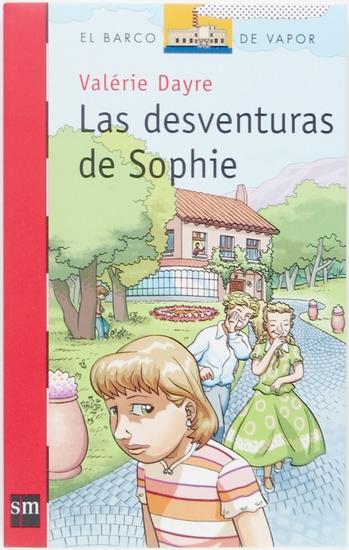 Las desventuras de Sophie - cover
