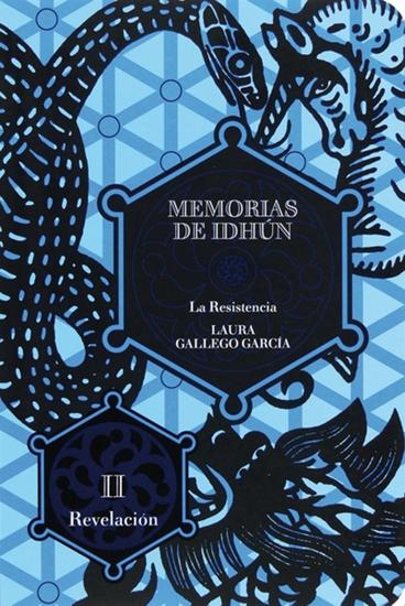 Memorias de Idhún La resistencia Libro II: Revelación - cover