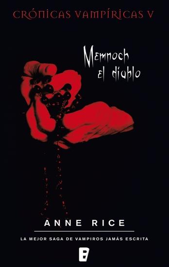 Memnoch el diablo - Crónicas Vampíricas V - cover