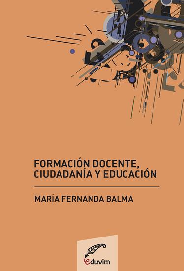 Formación docente ciudadanía y educación - cover