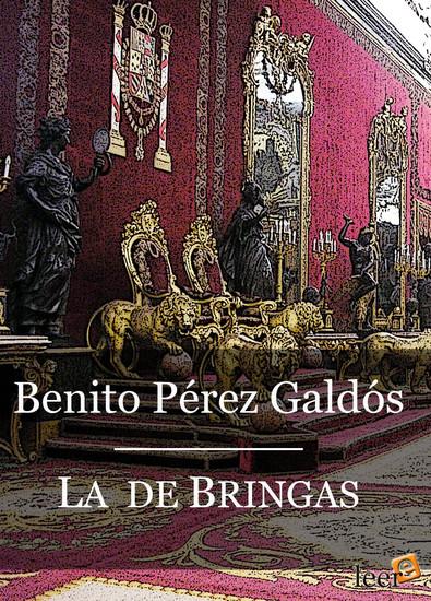 La de Bringas - cover