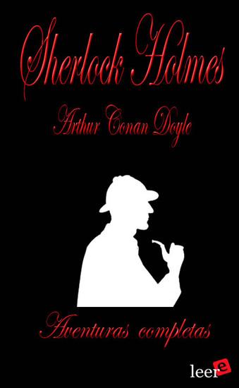 Aventuras completas de Sherlock Holmes - cover