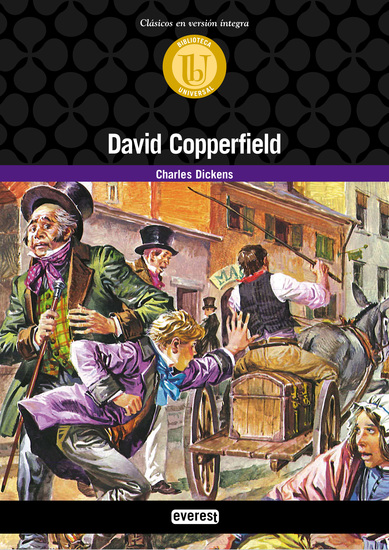 David Copperfield - cover