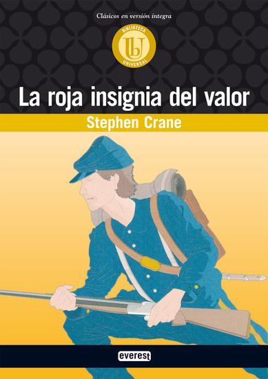 La Roja Insignia del Valor - cover