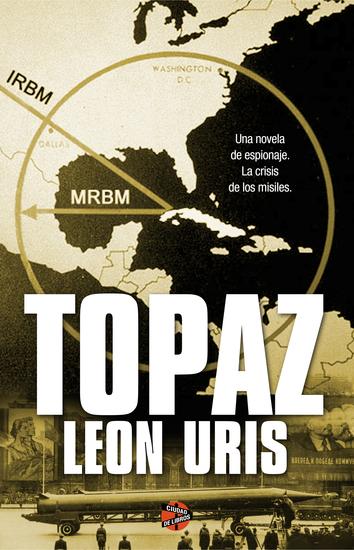 Topaz - cover