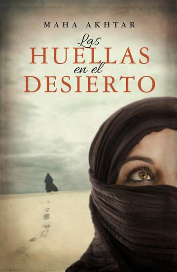 Las huellas en el desierto - cover