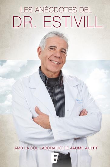 Les anècdotes del Dr Estivill - cover