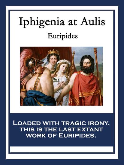 Iphigenia at Aulis - cover