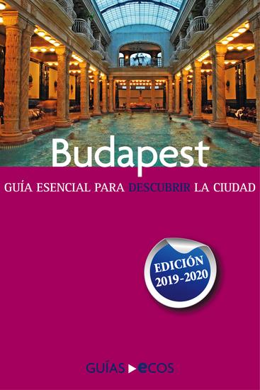 Budapest - Edición 2014-2015 - cover