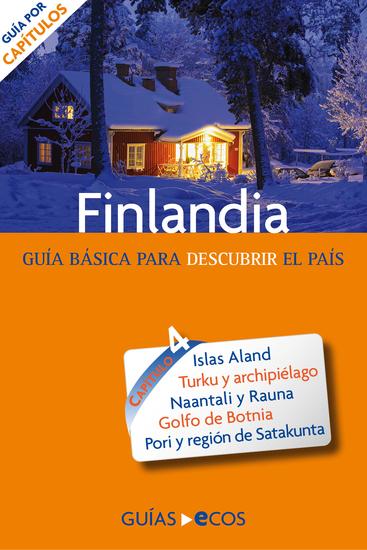 Finlandia Islas Aland y Turku - cover