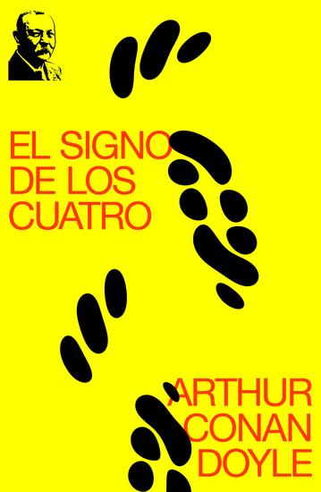 El signo de los cuatro (texto completo con índice activo) - cover