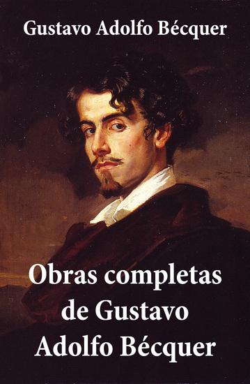 Obras completas de Gustavo Adolfo Bécquer - cover