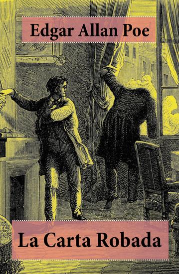 La carta robada (Texto Completo) - cover