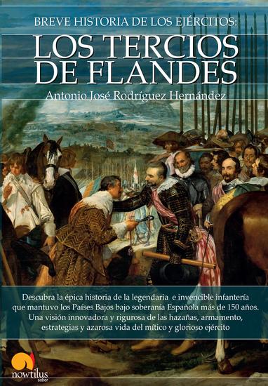 Breve historia de los Tercios de Flandes - cover