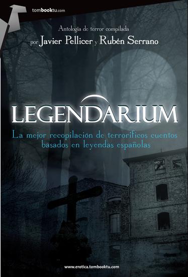 Legendarium - cover