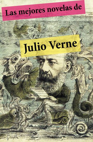Las mejores novelas de Julio Verne (con índice activo) - cover