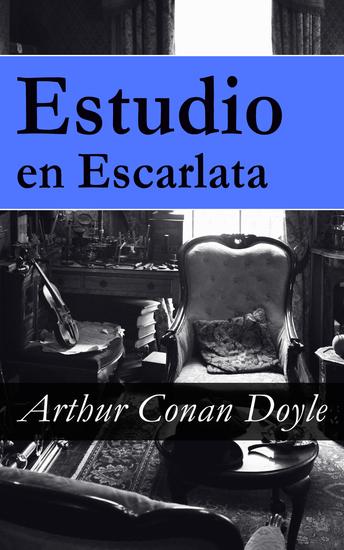 Estudio en Escarlata - cover