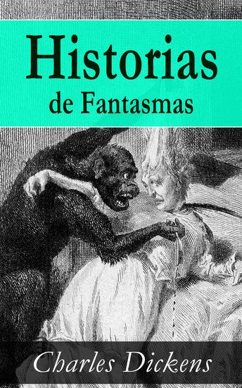 Historias de Fantasmas - cover