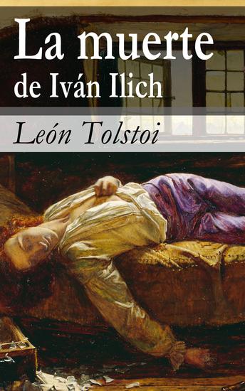 La muerte de Iván Ilich - cover