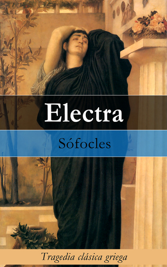 Electra - Tragedia clásica griega - cover