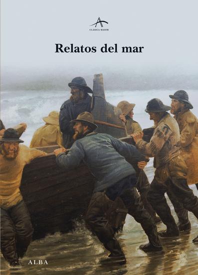 Relatos del mar - cover