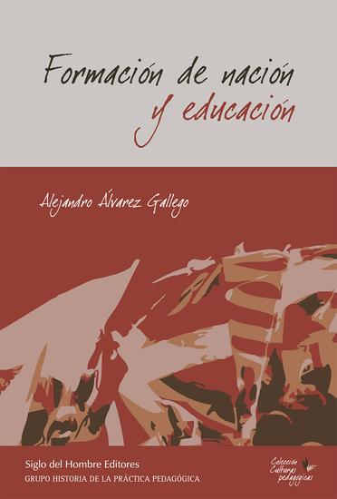 Formación de nación y educación - cover