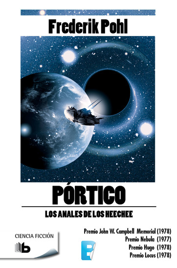 Portico La saga de los Heechee I - cover